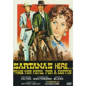 Sartana's Here... Trade Your Pistol for a Coffin (1970) (Vietsub)