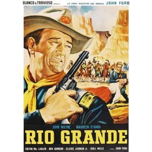 Rio Grande (1950) (Vietsub) - Sông Lớn