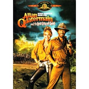 Allan Quatermain And the Lost City Of Gold (1986) (Vietsub) - Sự Mất Tích Của Thành Phố Vàng