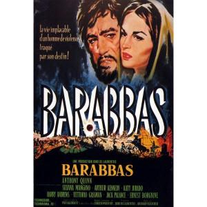 Barabbas (1961) (Vietsub) - Tướng Cướp Barabbas