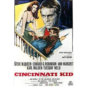 The Cincinnati Kid (1965) (Vietsub) - Tay Chơi Thứ Thiệt