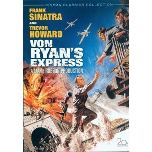 Von Ryan's Express (1965) (Vietsub) - Thiết Lộ Kinh Hoàng