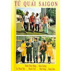 Tứ Quái Sài Gòn (1973)