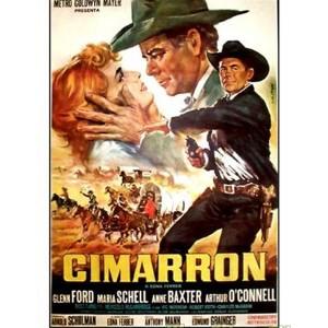Cimarron (1960) (Vietsub) - Tây Tiến