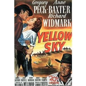Yellow Sky (1948) (Vietsub) - Thị Trấn Bỏ Quên