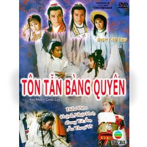 Tôn Tẫn Bàng Quyên (1988) (Lồng Tiếng Fafilm VN) (Bản Đẹp)