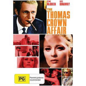 The Thomas Crown Affair (1968) (Vietsub) - Tay Trộm Hoàn Hảo