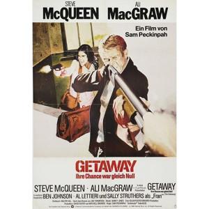 The Getaway (1972) (Vietsub) - Tẩu Thoát Nhanh