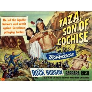Taza Son Of Cochise (1954) (Vietsub) - Taza Con Trai Của Cochise