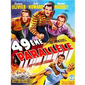 49th Parallel (1941) (Vietsub) - Vĩ Tuyến 49